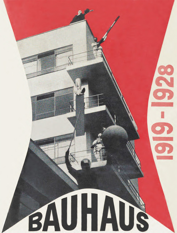 The Bauhaus Bookshelf: Download Original Bauhaus Books