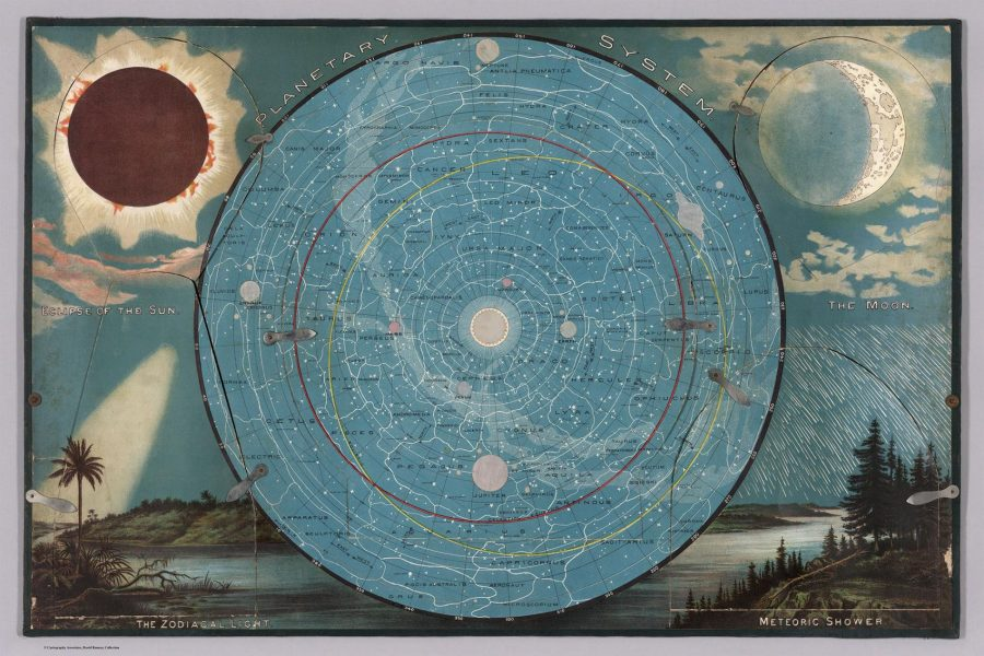 The Strikingly Beautiful Maps & Charts That Fired the Imagination of Students in the 1880s