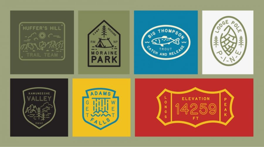 Download Iconic National Park Fonts: They're Now Digitized & Free to