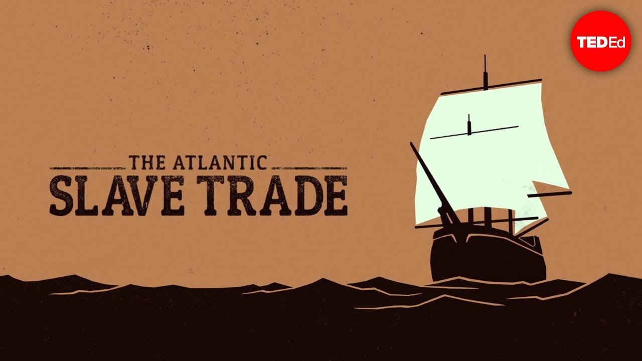 What the Textbooks Don't Tell Us About The Atlantic Slave Trade: An Animated Video Fills In Historical Gaps