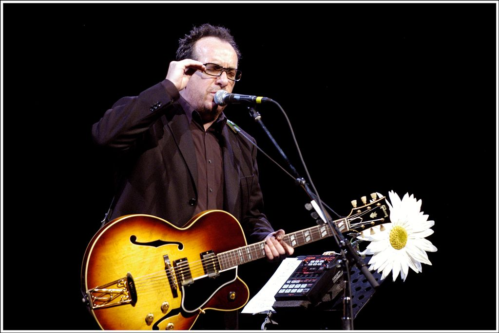 Elvis Costello's List of 500 Albums That Will Improve Your Life