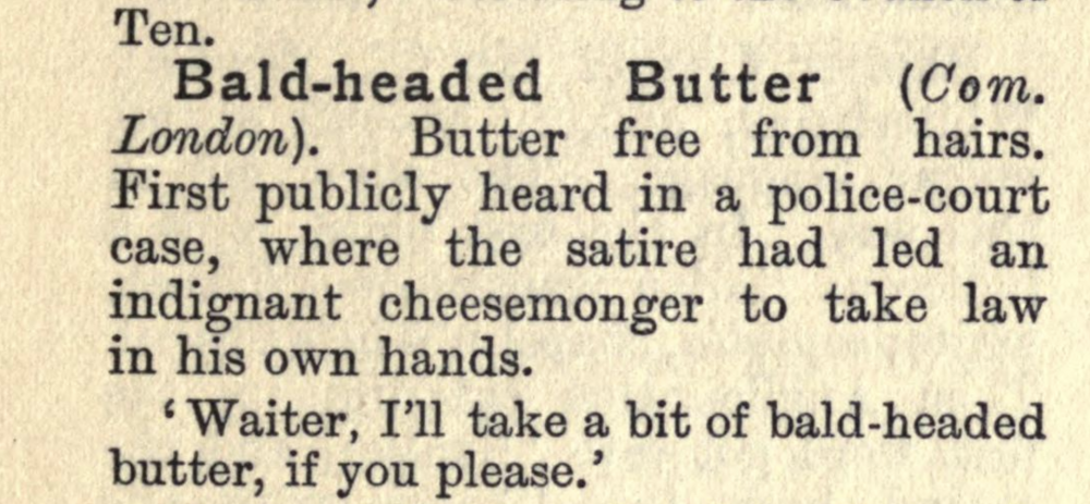 A Witty Dictionary of Victorian Slang (1909)