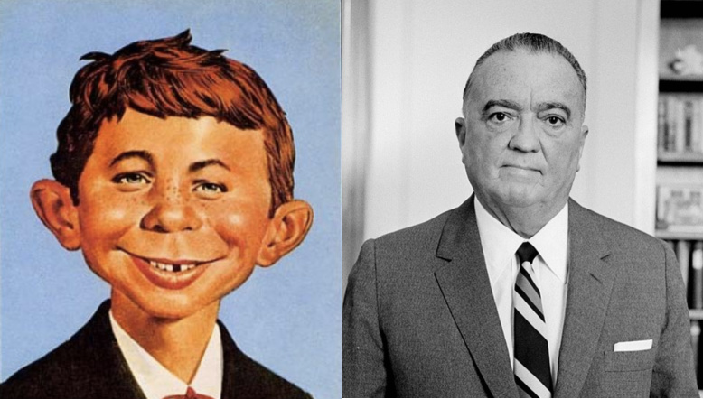 When MAD Magazine Ruffled the Feathers of the FBI, Not Once But Three Times