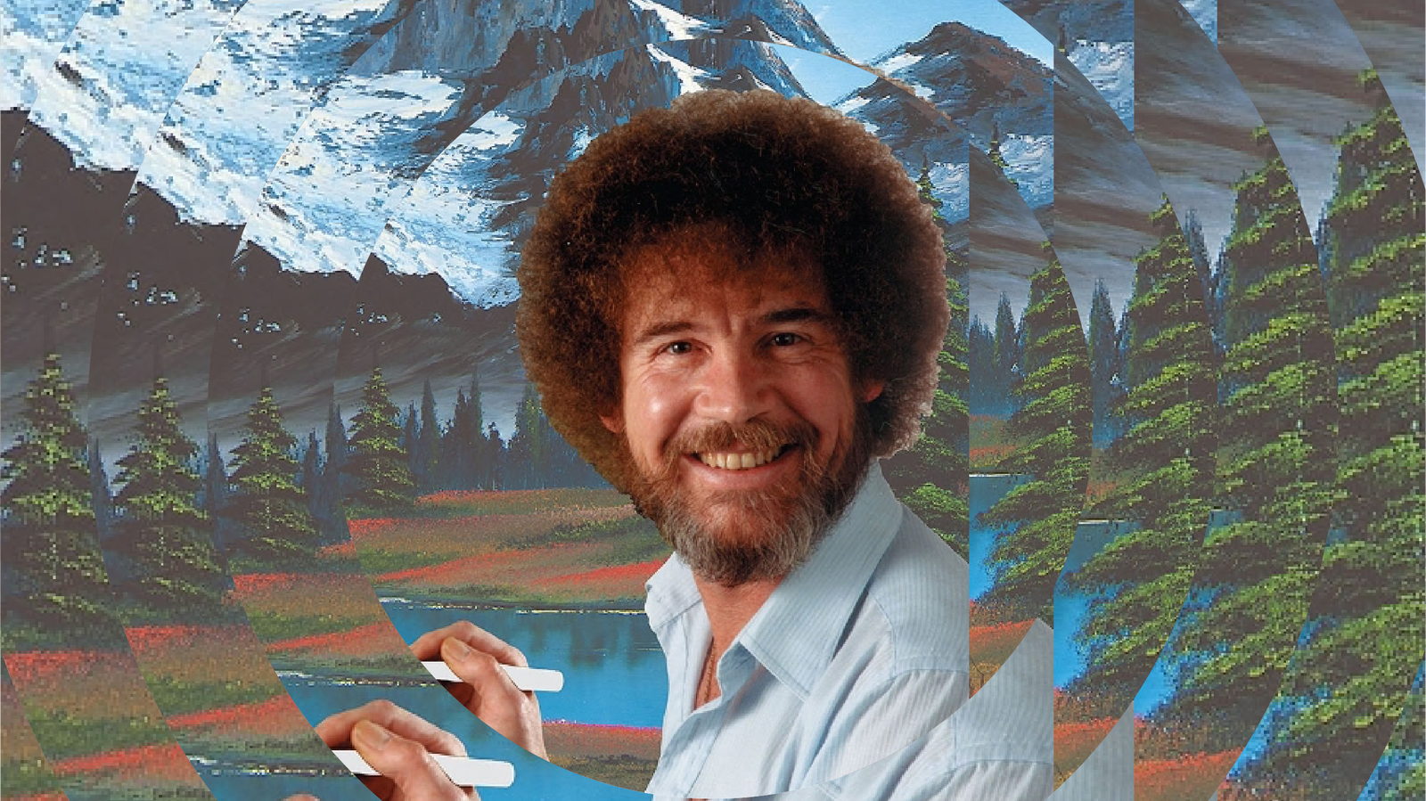 What Happened to the 1200 Paintings Painted by Bob Ross? The Mystery Has Finally Been Solved