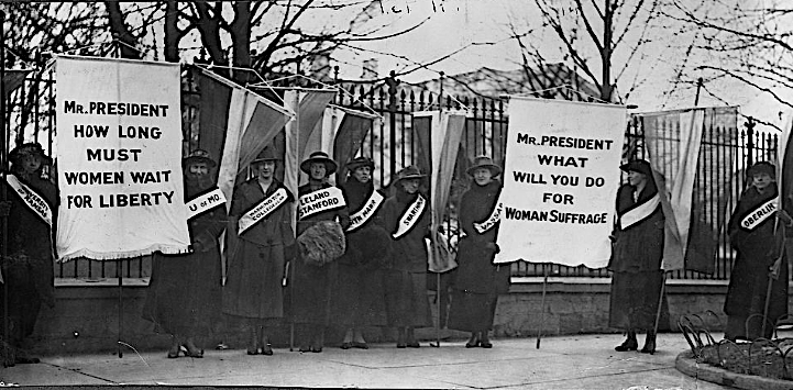 The Library of Congress Digitizes Over 16,000 Pages of Letters & Speeches from the Women's Suffrage Movement, and You Can Help Transcribe Them