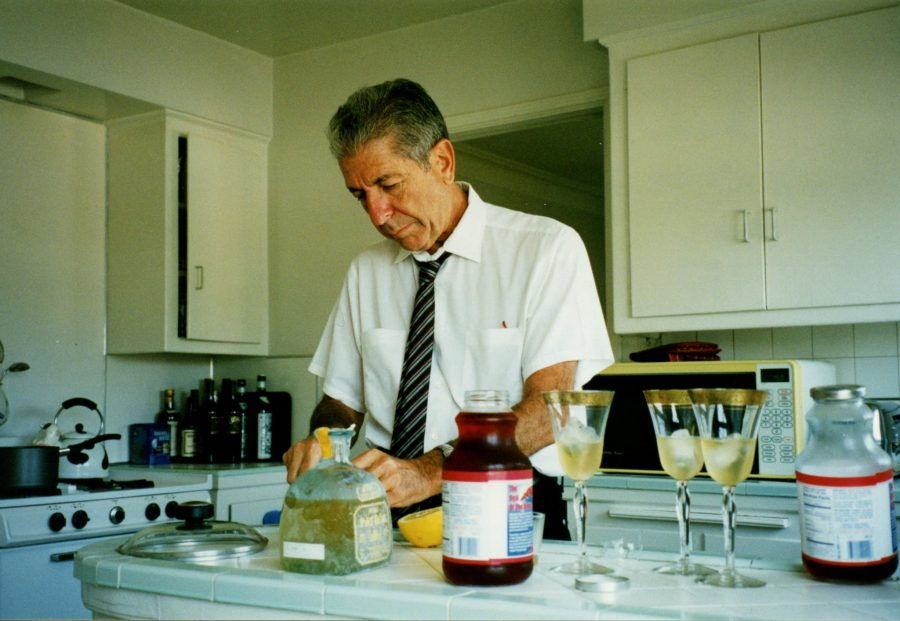 "Leonard Cohen's Cocktail Recipe: Learn How to Make ""The Red Needle"""