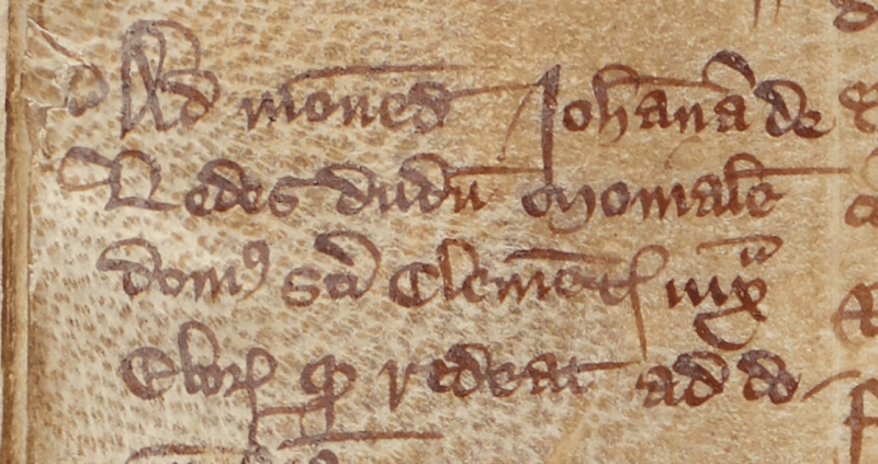 Manuscript Reveals How Medieval Nun, Joan of Leeds, Faked Her Own Death to Escape the Convent