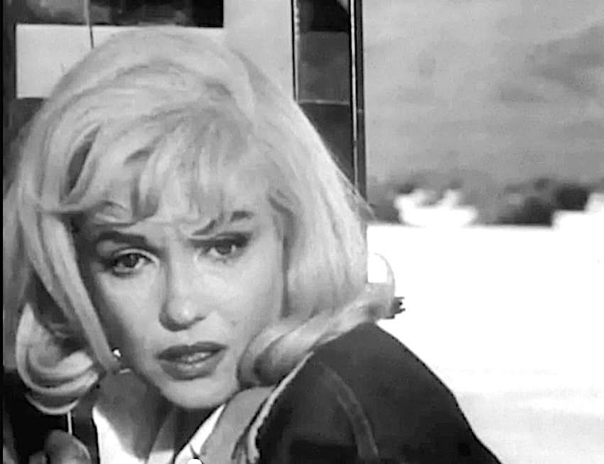 Marilyn Monroe Recounts Her Harrowing Experience in a Psychiatric Ward (1961)