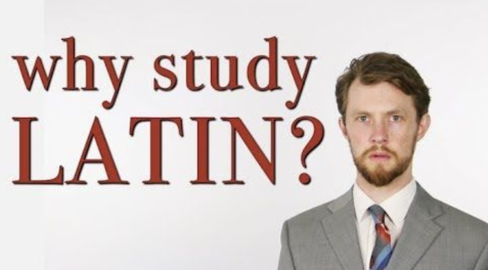 "Why Learn Latin?: 5 Videos Make a Compelling Case That the ""Dead Language"" Is an ""Eternal Language"""