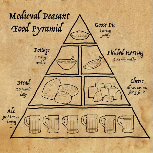 Imagined Medieval Comics Illuminate the Absurdities of Modern Life