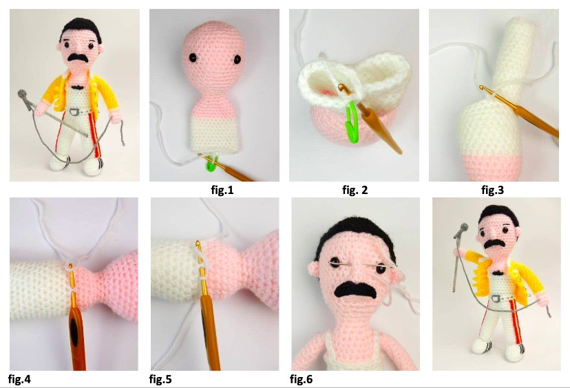 Amigurumi Monsters: Revealing 15 Scarily Cute Yarn Monsters ... | 564x828