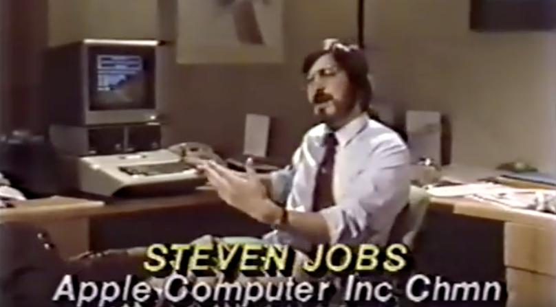 26-Year-Old Steve Jobs Debates the Utopian & Dystopian Promise of the Computer (1981)