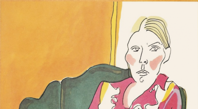 Joni Mitchell Publishes a Book of Her Rarely Seen Paintings & Poetry