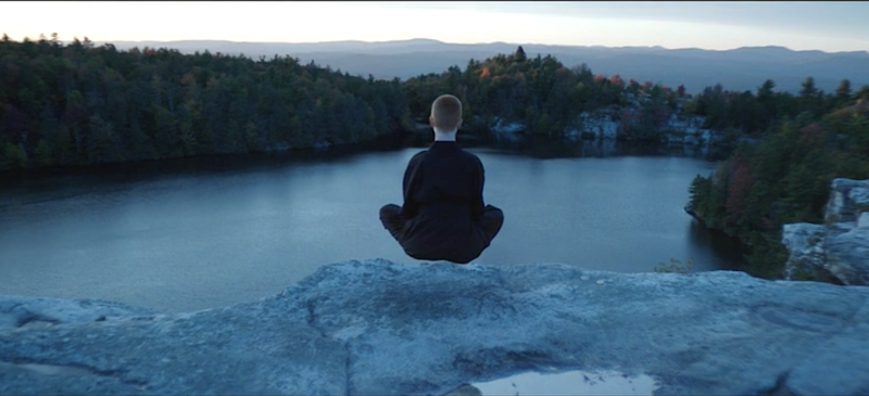 """Watch the Buddhism-Inspired Video for Leonard Cohen's Newly-Released Song, """"Happens to the Heart"""""""