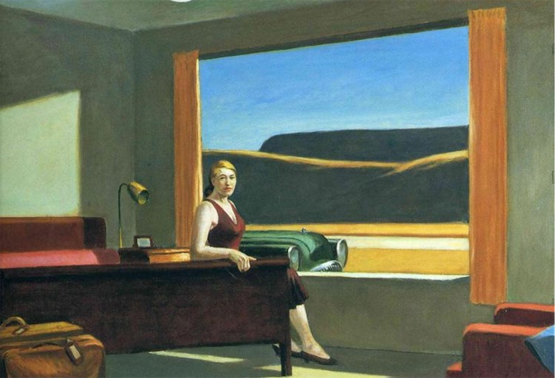 You Can Sleep in an Edward Hopper Painting at the Virginia Museum of Fine Arts: Is This the Next New Museum Trend?