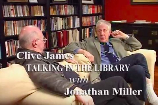 Clive James & Jonathan Miller (Both RIP) Talk Together About How the Brain Functions