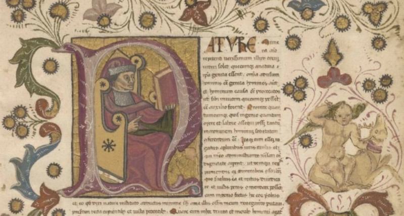 160,000 Pages of Glorious Medieval Manuscripts Digitized: Visit the Bibliotheca Philadelphiensis