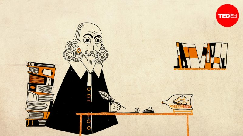 Why Should We Read William Shakespeare? Four Animated Videos Make the Case