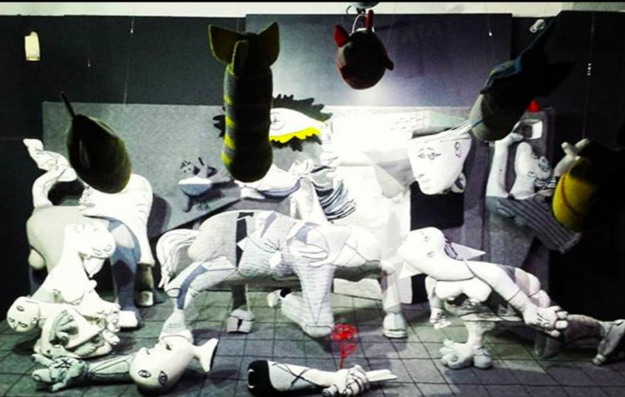 Guernica em 3D
