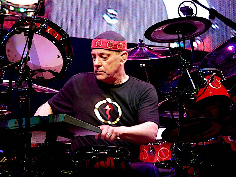 Witness Rush Drummer Neil Peart's (RIP) Finest Moments On Stage and Screen