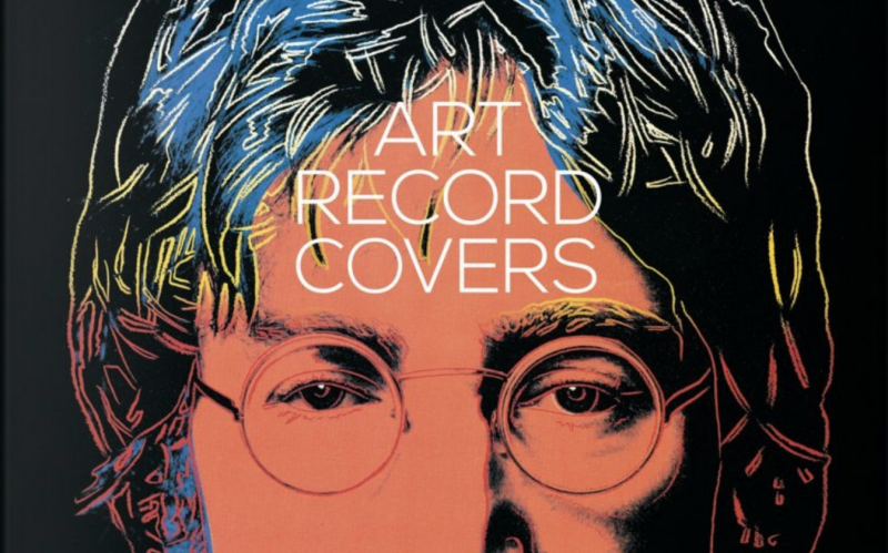 Art Record Covers: A Book of Over 500 Album Covers Created by Famous Visual Artists