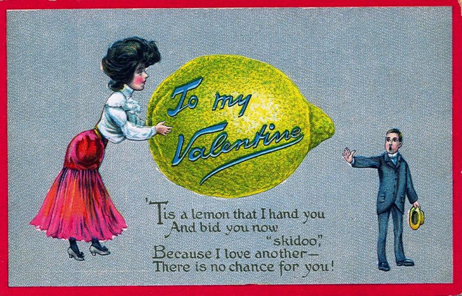 "When People Gave Anti-Valentine's Day Cards: Revisit the ""Vinegar Valentines"" That Spread Ridicule and Contempt"
