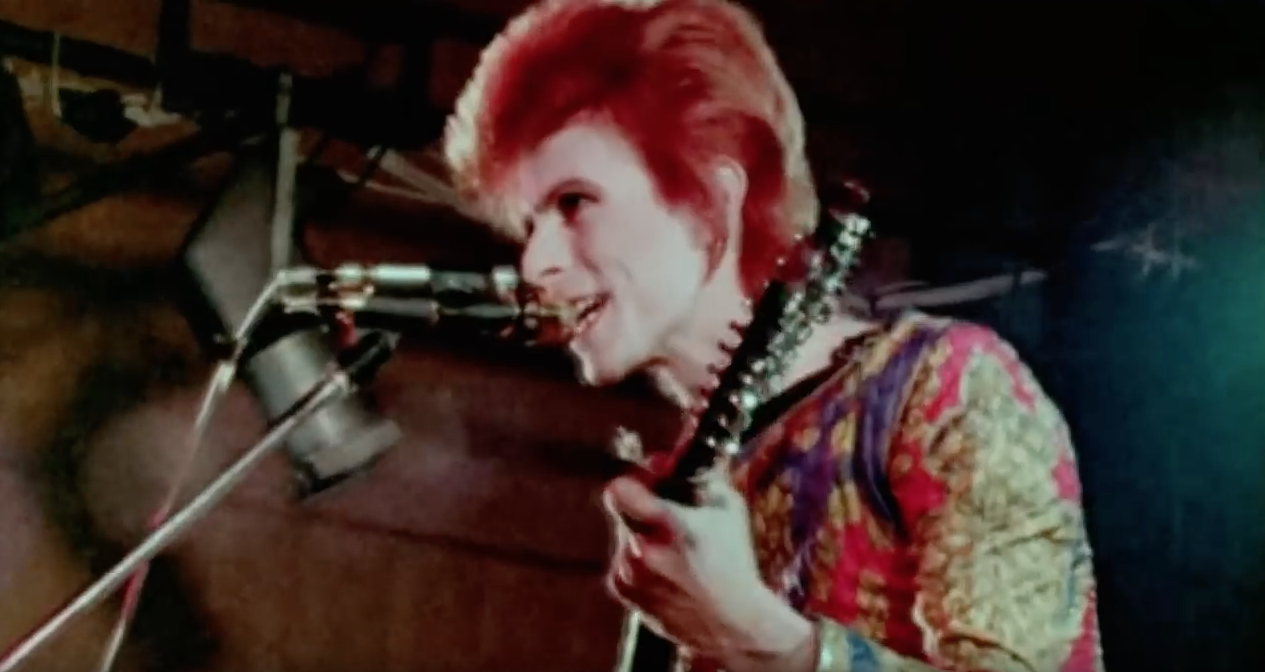 David Bowie Became Ziggy Stardust 48 Years Ago This Week: Watch Original Footage