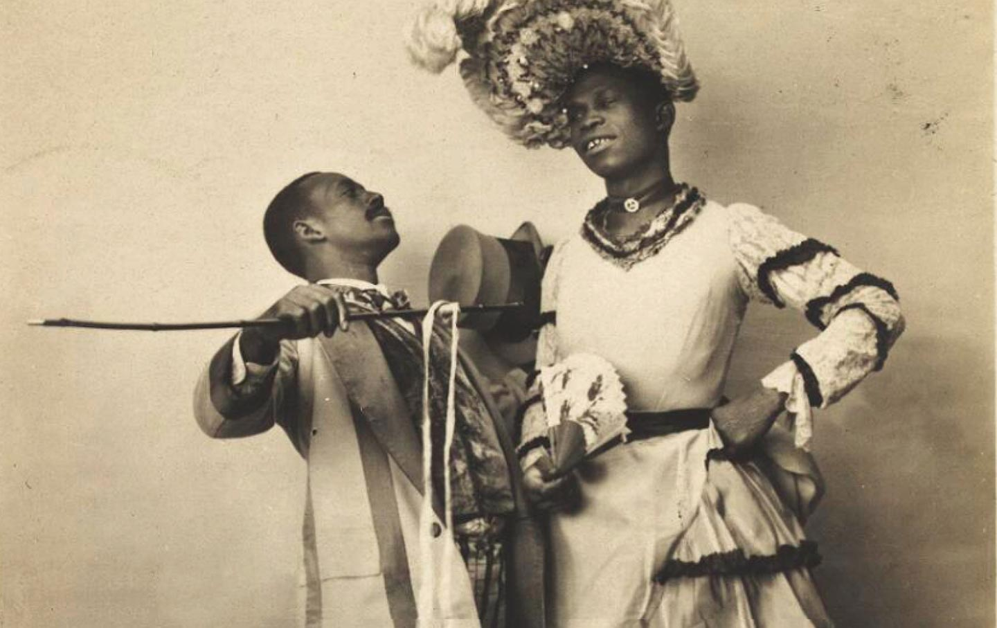 America's First Drag Queen Was Also America's First LGBTQ Activist and a Former Slave