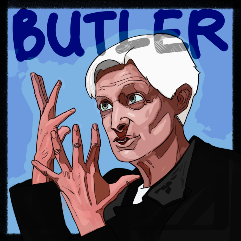 Judith Butler on Nonviolence and Gender: Hear Conversation with The Partially Examined Life