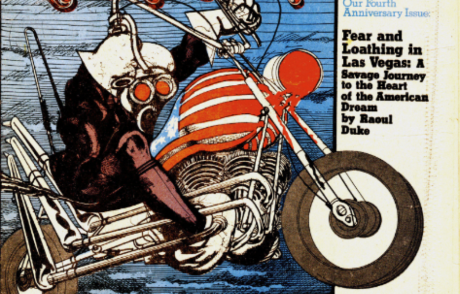Free: Read the Original 23,000-Word Essay That Became Hunter S. Thompson's Fear and Loathing in Las Vegas (1971)