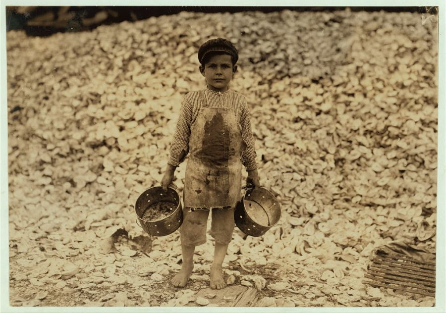 """The Photos That Ended Child Labor in the US: See the """"Social Photography"""" of Lewis Hine (1911)"""
