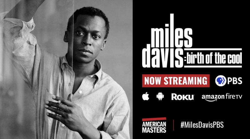The Documentary Miles Davis: Birth of the Cool Is Streaming Free for a Limited Time
