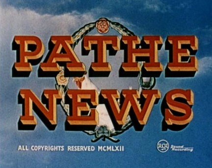 Watch 85,000 Historic Newsreel Films from British Pathé Free Online (1910-2008)
