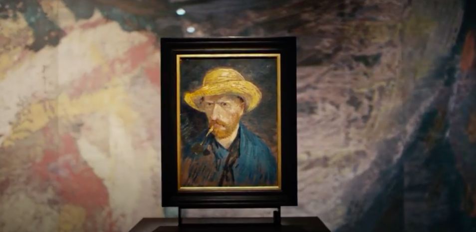 Experience the Van Gogh Museum in 4K Resolution: A Video Tour in Seven Parts