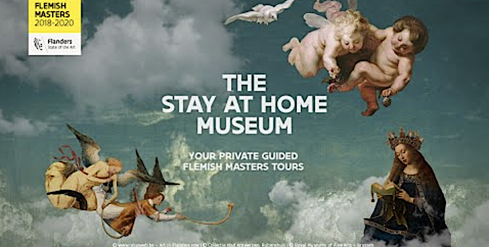 The Stay At Home Museum: Your Private, Guided Tours of Rubens, Bruegel & Other Flemish Masters