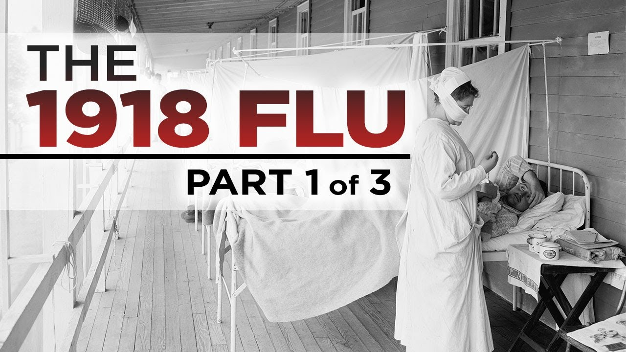 "The History of the 1918 Flu Pandemic, ""The Deadliest Epidemic of All Time"": Three Free Lectures from The Great Courses"