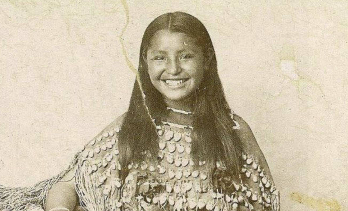 A Rare Smile Captured in a 19th Century Photograph | Open Culture