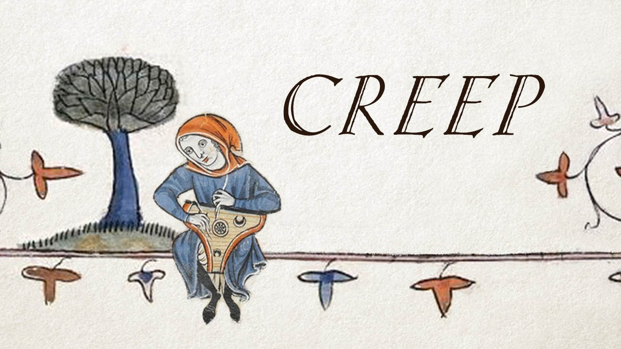 """Listen to Medieval Covers of """"Creep,"""" """"Pumped Up Kicks,"""" """"Bad Romance"""" & More by Hildegard von Blingin'"""