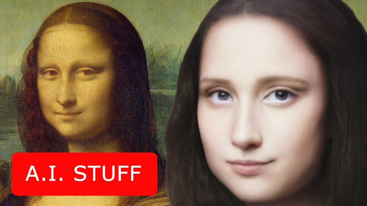 Artificial Intelligence Brings to Life Figures from 7 Famous Paintings: The Mona Lisa, Birth of Venus & More