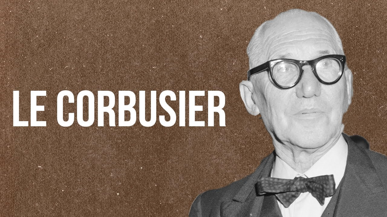 The World According to Le Corbusier: An Animated Introduction to the Most Modern of All Architects