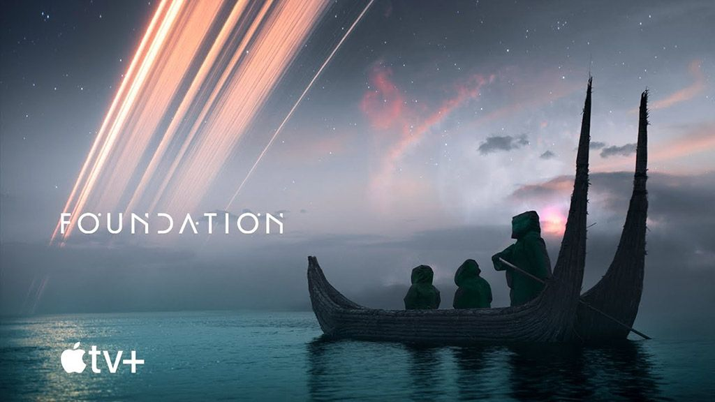 Get a First Glimpse of Foundation, the New TV Series Being Adapted from Isaac Asimov's Iconic Series of Novels