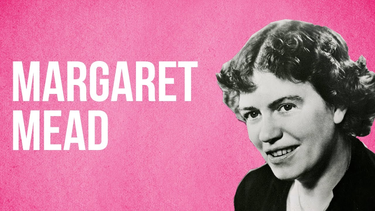 An Animated Introduction to the Pioneering Anthropologist Margaret Mead