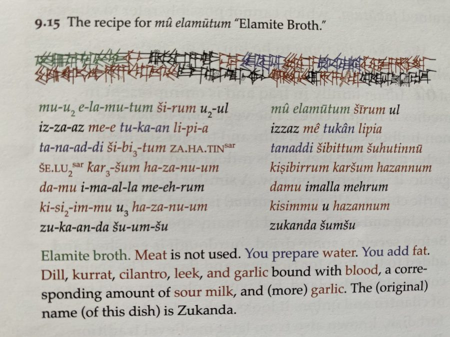 Cambridge University Professor Cooks 4000-Year-Old Recipes from Ancient Mesopotamia, and Let's You See How They Turned Out 8