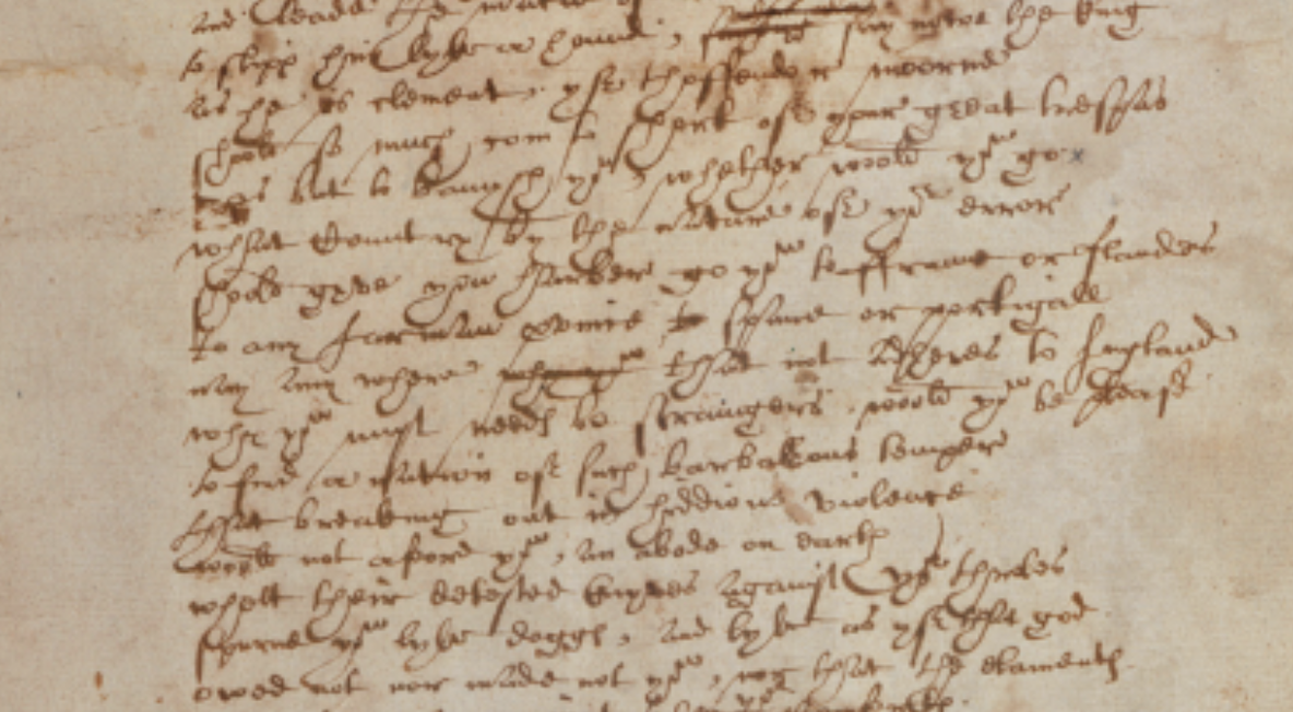 The Only Surviving Script Written by Shakespeare Is Now Online
