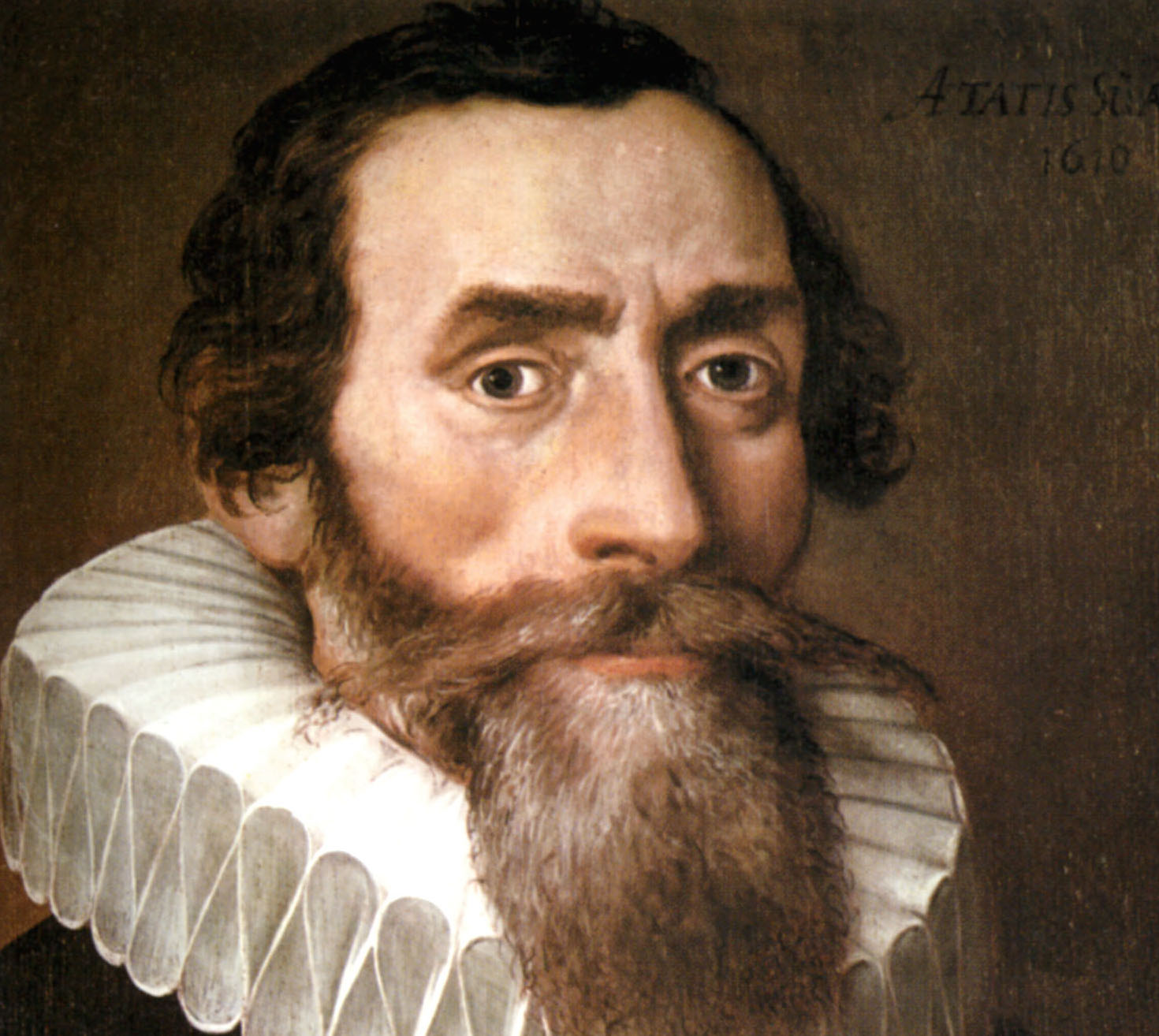 When Astronomer Johannes Kepler Wrote the First Work of Science Fiction, The Dream (1609)