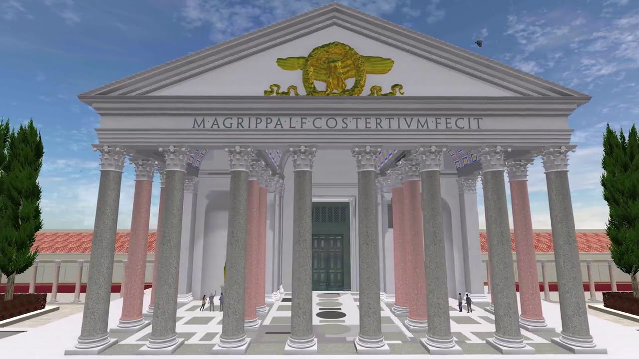 A Virtual Tour of Ancient Rome, Circa 320 CE: Explore Stunning Recreations of The Forum, Colosseum and Other Monuments