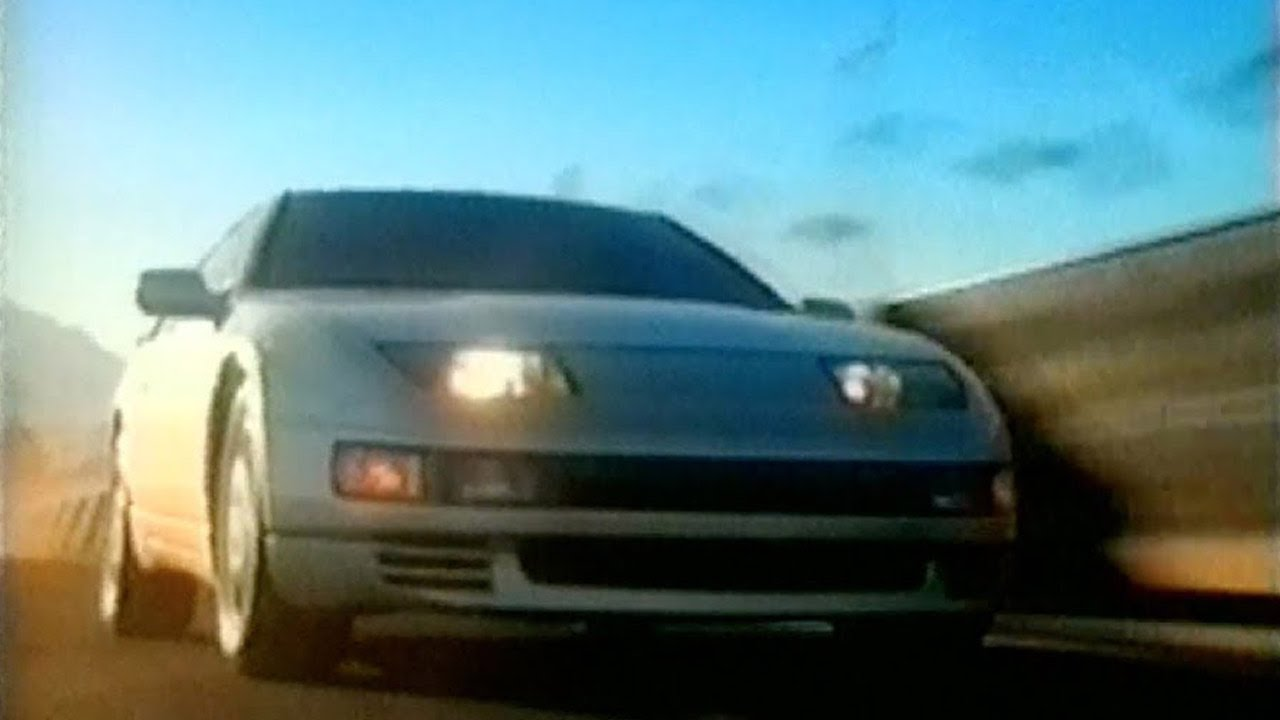 Watch Ridley Scott's Controversial Nissan Sports Car Ad That Aired Only Once, During the Super Bowl (1990)