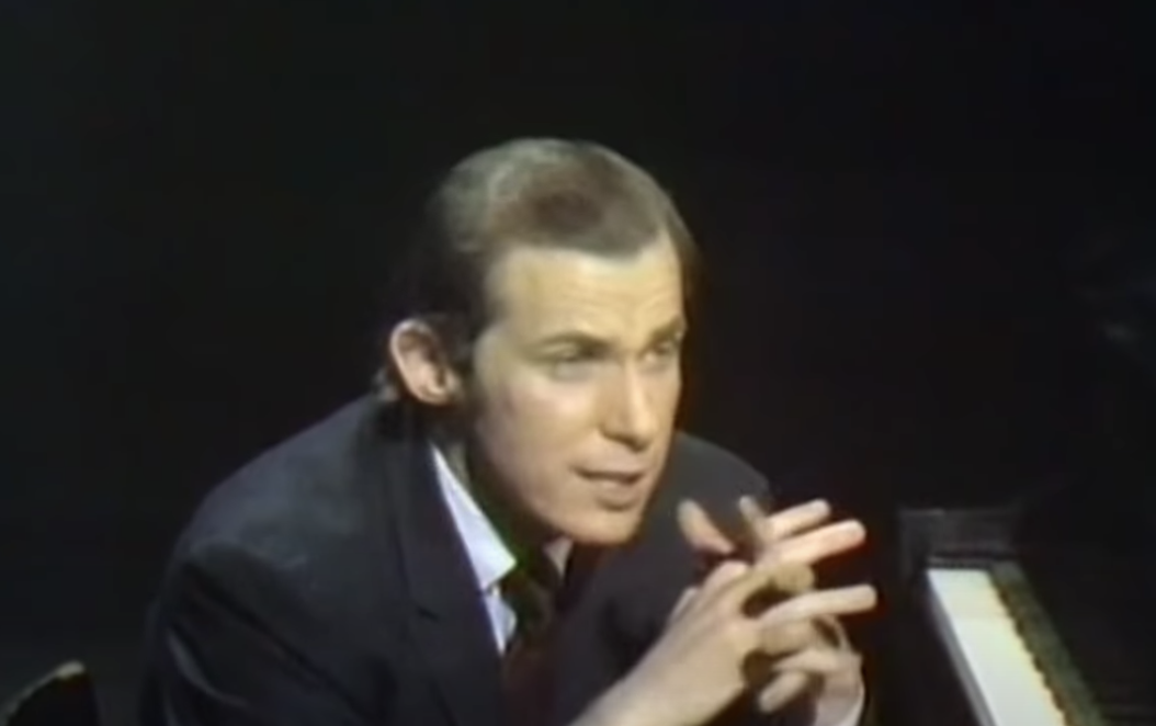 Glenn Gould Explains Why Mozart Was a Bad Composer in a Controversial Public TV Show (1968)