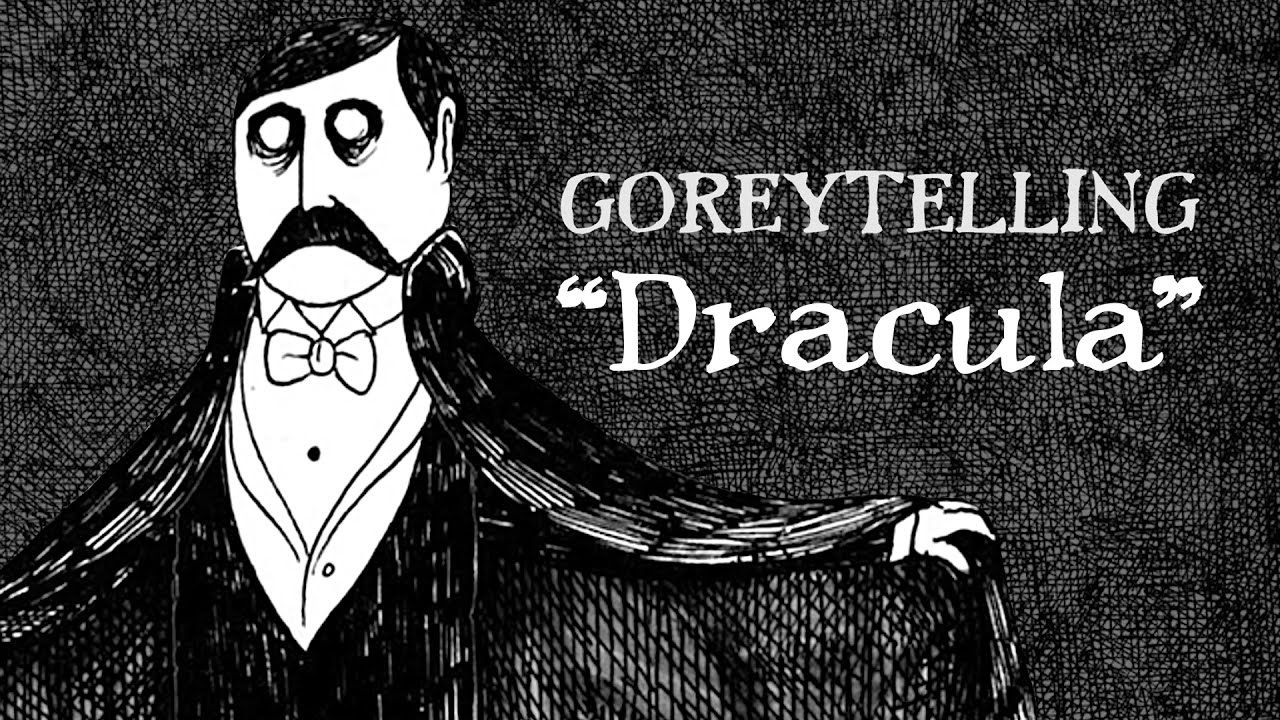 When Edward Gorey Created Set Designs & Tony Award-Winning Costumes for a Broadway Production of Dracula (1977)