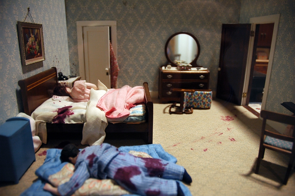 The Gruesome Dollhouse Death Scenes That Reinvented Murder Investigations